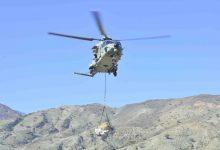 Photo of نقل مساعدات لمواطنين عبر طائرات سلاح الجو