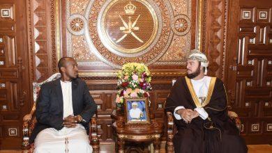 Photo of بالصور: السيد أسعد يستقبل مبعوثًا من الرئيس الأوغندي