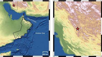 Photo of رصد زلزال يبعد عن خصب 524 كم