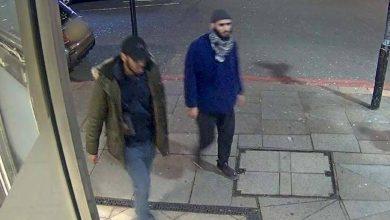 Photo of نشر صور المشتبه بهم بقتل العريمي في لندن