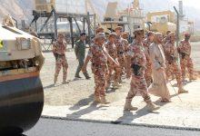Photo of بدر بن سعود يزور عددًا من تشكيلات الجيش السلطاني العماني